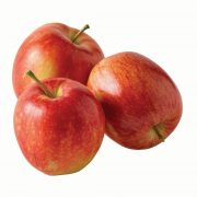Red Apples per pound