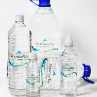 Mountain Top Bottled Top Water