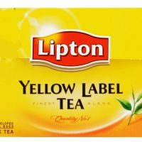 Lipton – Yellow Label Tea bags