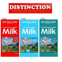 Boxed Milk – Distinction. 1 Litre
