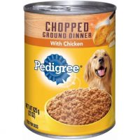 Pedigree Chopped Ground Dinner (Canned Dog Food)