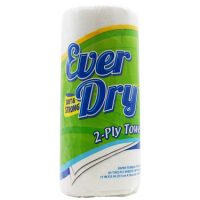 Ever Dry Paper Towel 2ply ( 60 sheets)
