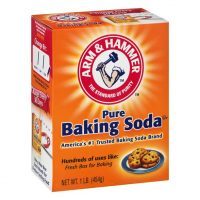 Arm and Hammer Baking Soda 1 lb (454g)