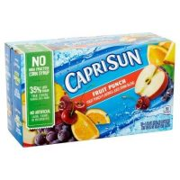 CapriSun Fruit Juice (10 pack)