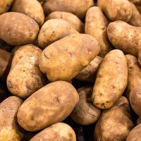 Irish (English) Potato per pound
