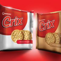 Bermudez, Crix Biscuits / Crackers – 3 Packs (288g)