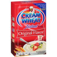 Cream of Wheat Porridge