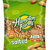 Hampton Farm Peanuts (Salted and Roasted) – 10 oz