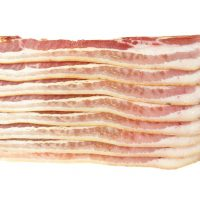 Sliced bacon (pork) – 1lb