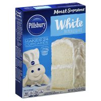 Pillsbury Cake Mix (Boxed cake)