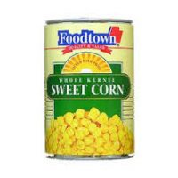 Canned Sweet Corn 418g