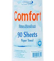 Comfort Paper Towel – 90 sheets