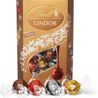 Lindor assorted chocolate truffles