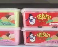 Frisko Ice Cream (2 litre)