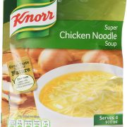 Chicken Noodle Soup (packets)