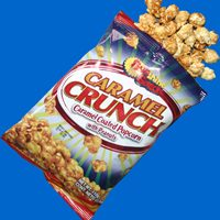 Sunshine snacks – Caramel crunch (110g)