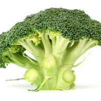 Broccoli per half pound