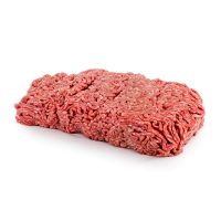 Fresh ground beef  (minced meat) per pound