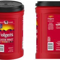 Folgers Classic Roast Ground Coffee (292 g)