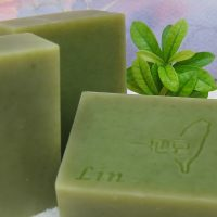 All natural moringa soap bar