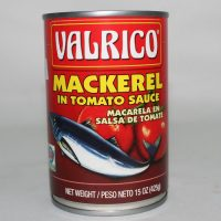 Valrico Mackerel in tomato sauce (15 oz)