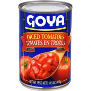 Canned Diced Tomatoes (GOYA)