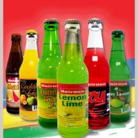 HAIROUN soft drinks – case