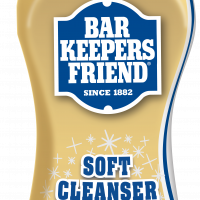 Bar keeper's friend soft cleanser
