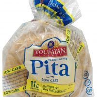 Pita Bread (6 loaves)