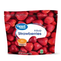 Frozen Strawberries per pound