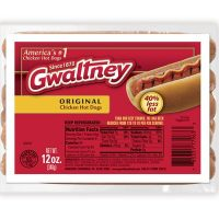 Gwaltney Hot Dogs