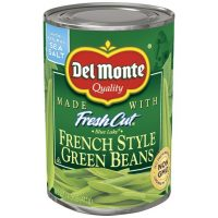 French Style Green Beans (canned)
