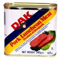 Dak luncheon meat (tinned)
