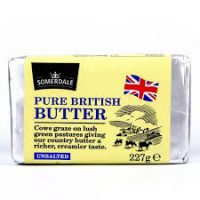 Somerdale Unsalted butter -227 g