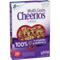 General Mills – Multi Grain Cheerios (Gluten Free) -9 oz