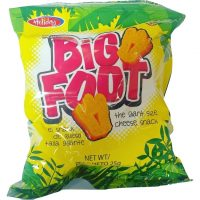 Big Foot Cheese snacks