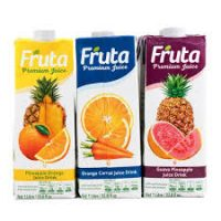 Fruta 1 litre juices