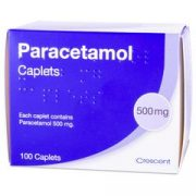 Paracetomol tablets (1 month's supply)