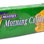 McVities Morning Coffee biscuits