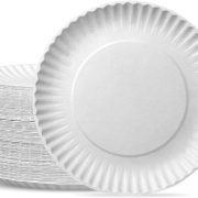 Shoppers Value 9 inch paper plates (300)
